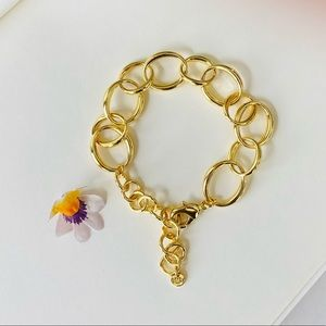Bayou Oval Chain Bracelet